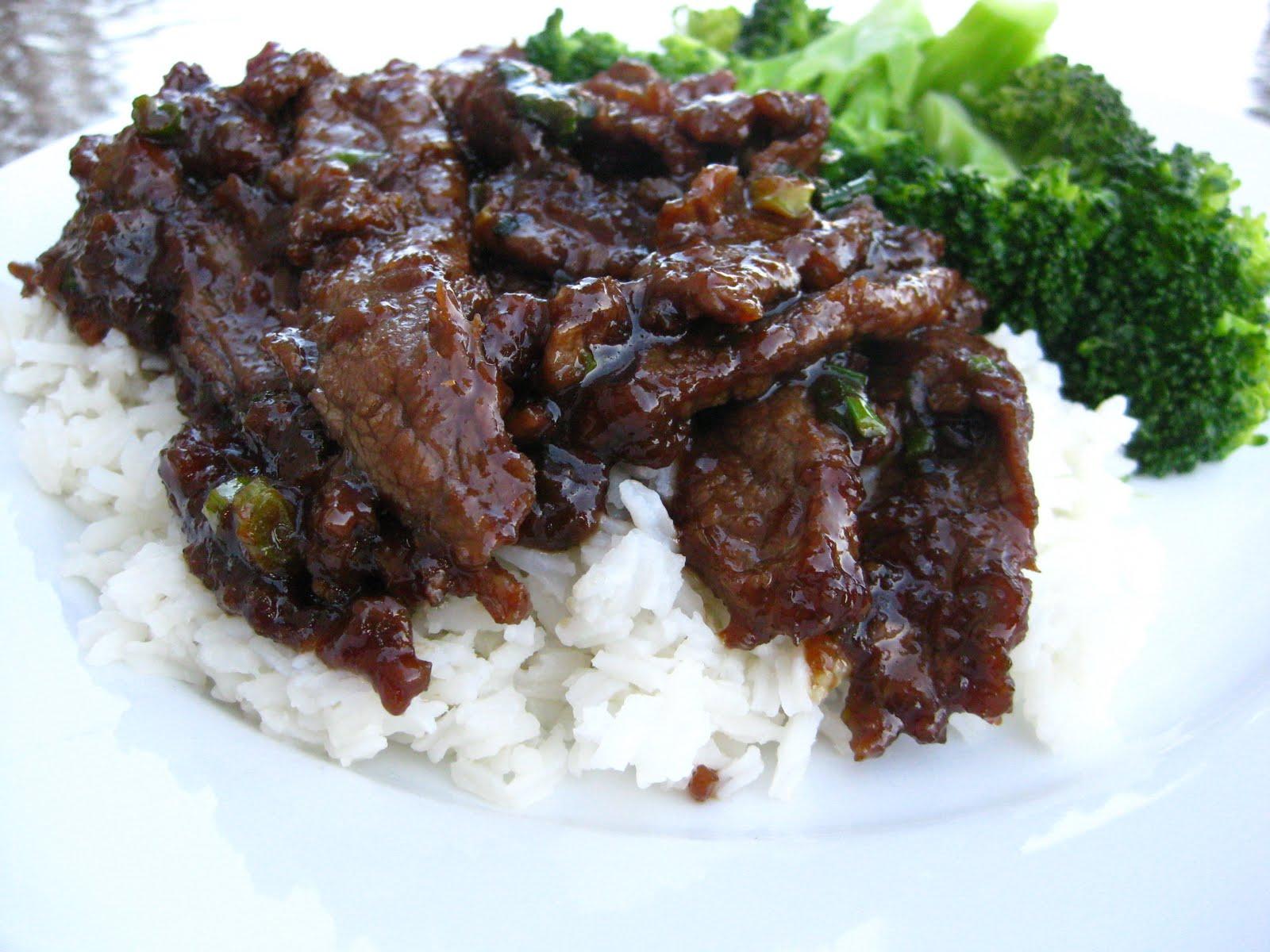 Mongolian Beef Recipe — Dishmaps