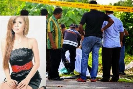 gambar dan punca model wanita dibunuh kejam di seremban seorang wanita