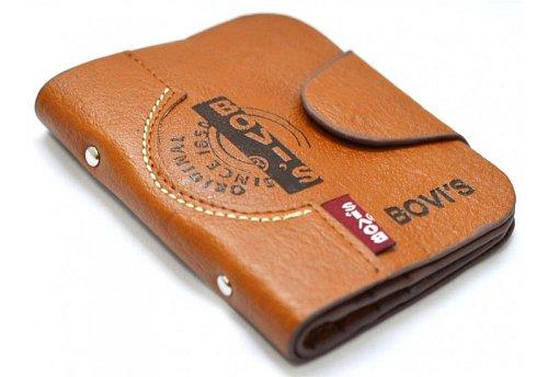portofel piele Bovis