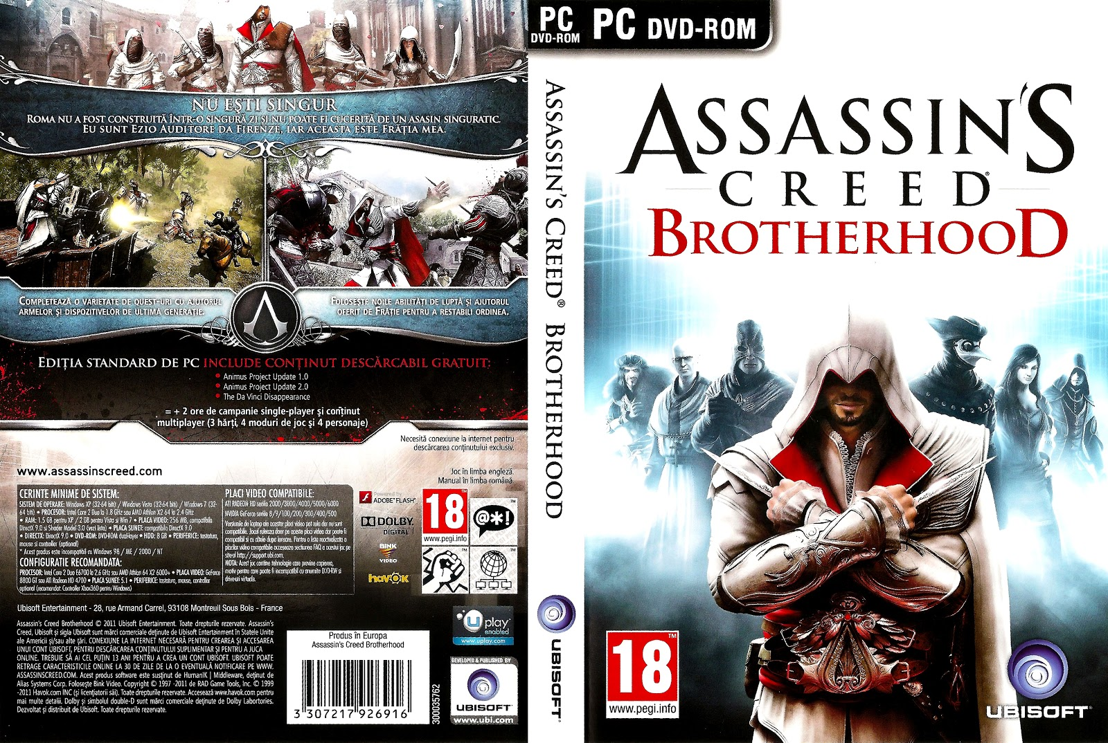 assassins creed 2 multi9 pcdvd9 crack only blogspot
