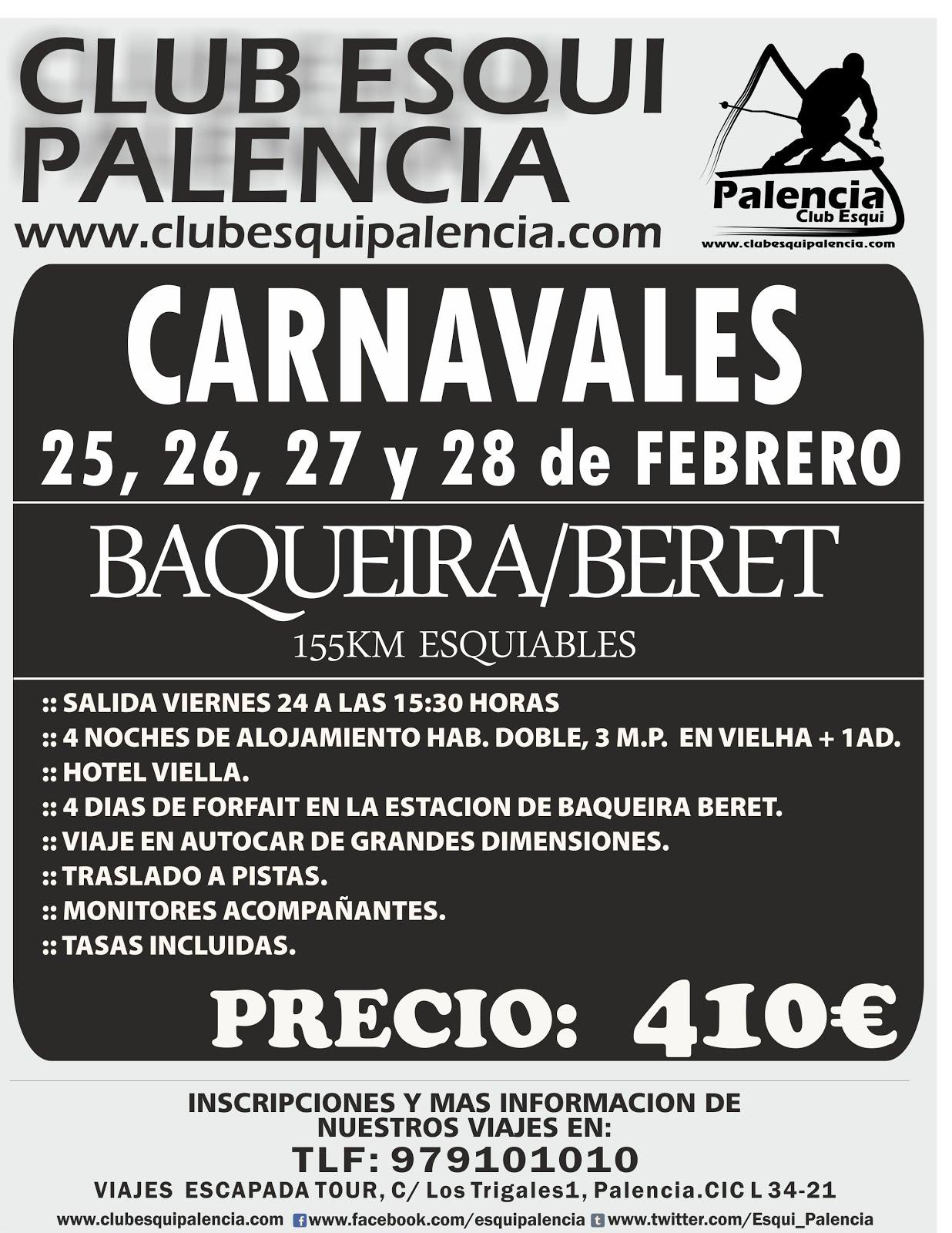 Carnavales - Baqueira