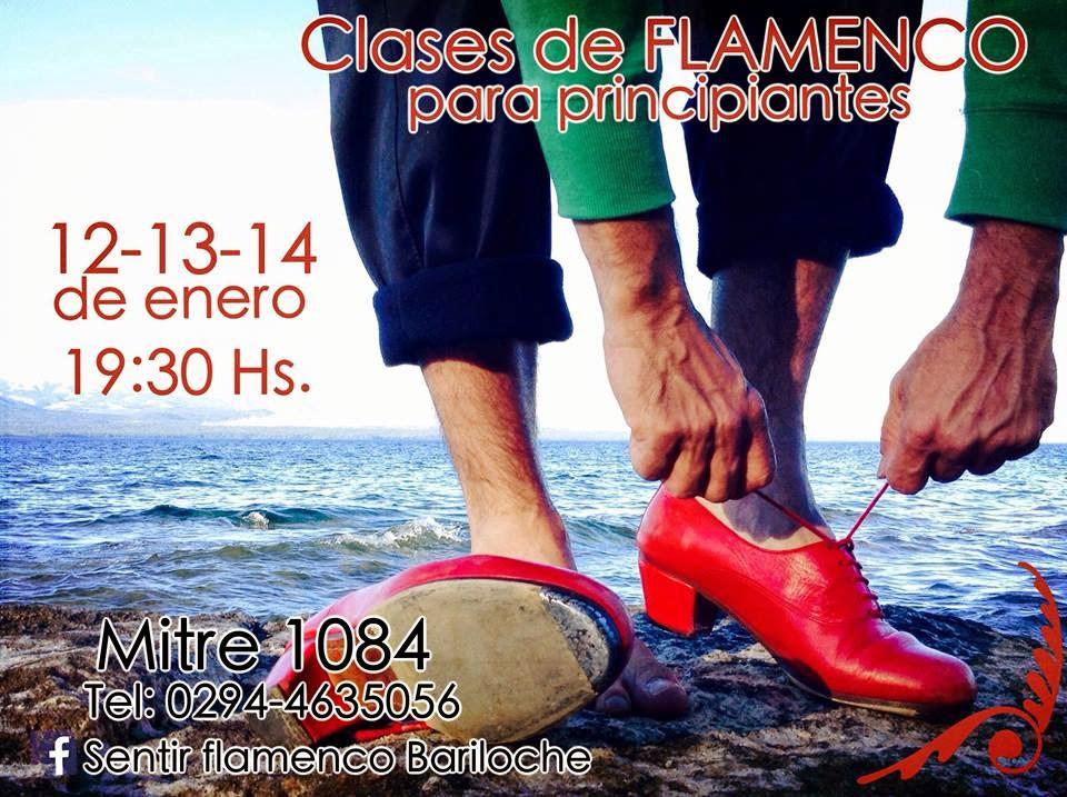 Flamenco en Bariloche