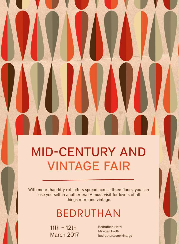 Mid-Century and Vintage Fair