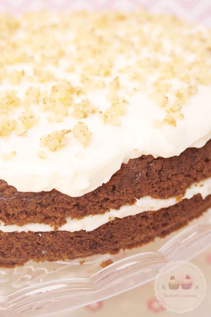 receta carrot cake
