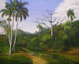 Realismo Extremo Paisajes Naturales Pinturas