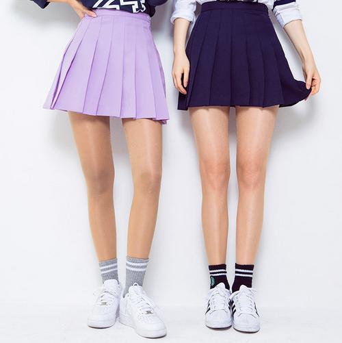chuu classic tennis skirt kstylick korean