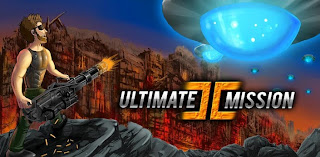Ultimate Mission II(vs Boss)