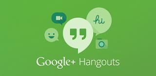 Hangouts Apk, Aplikasi Chatting dan Video Call dari Google+