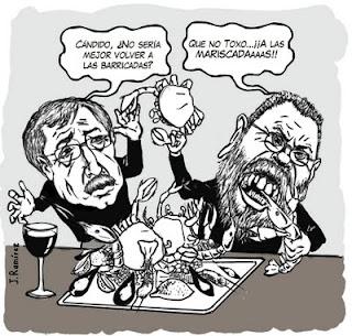 Toxo Méndez humor caricature