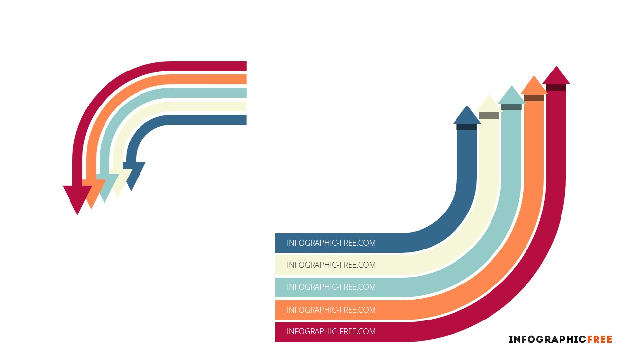 free powerpoint download template shapes