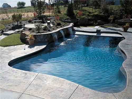 July 2012 Swimming Pool Design