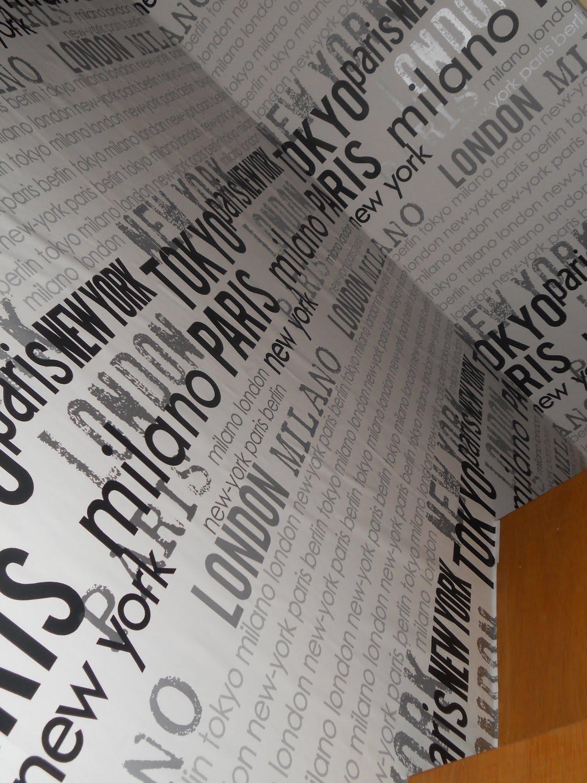 Dmodaydtendencia papel pintado para interiores - Papel pintado armario ...