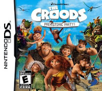 The Croods: Prehistoric Party &#8211; NDS