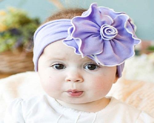 Photo bébé beau