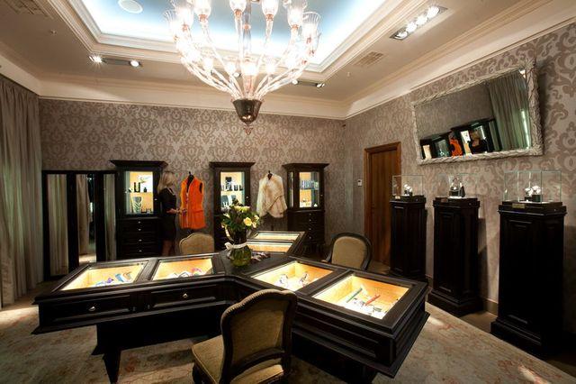 Магазины золотых украшений в Украине
