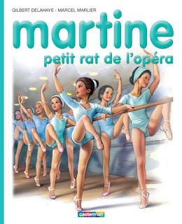 Martine Danse Classique livre TAG 1990's