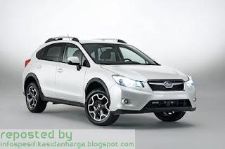 Harga Subaru XV Mobil Terbaru 2012