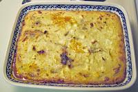 homemade Greek moussaka