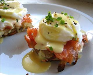 ไข่เบเนดิกต์ หรือ เอ้กเบเนดิกต์ (Eggs Benedict)