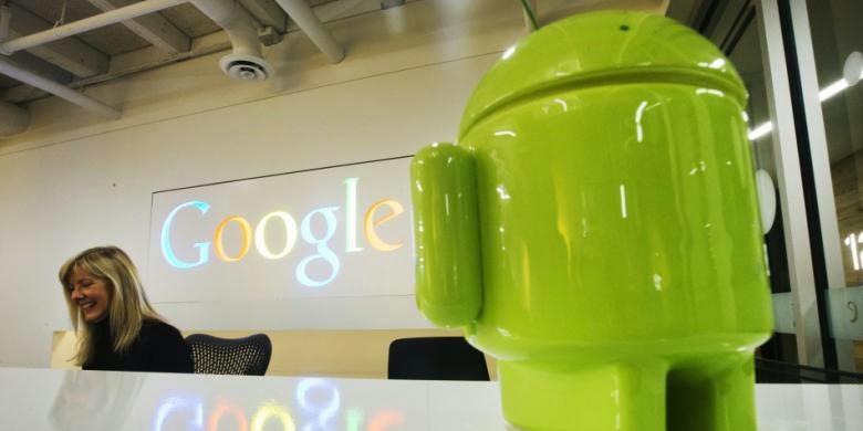 "Google Diam-diam Garap Proyek ""Android Silver"""