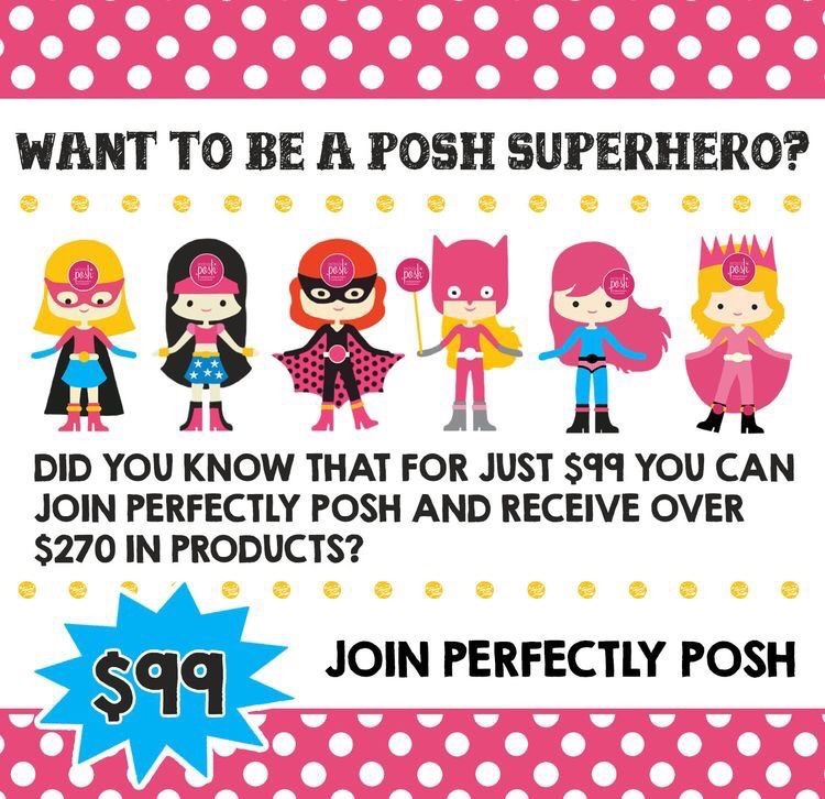 Join Posh