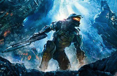 Halo 4 Game BAFTA Games Awards