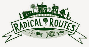 An associate member of Radical Routes