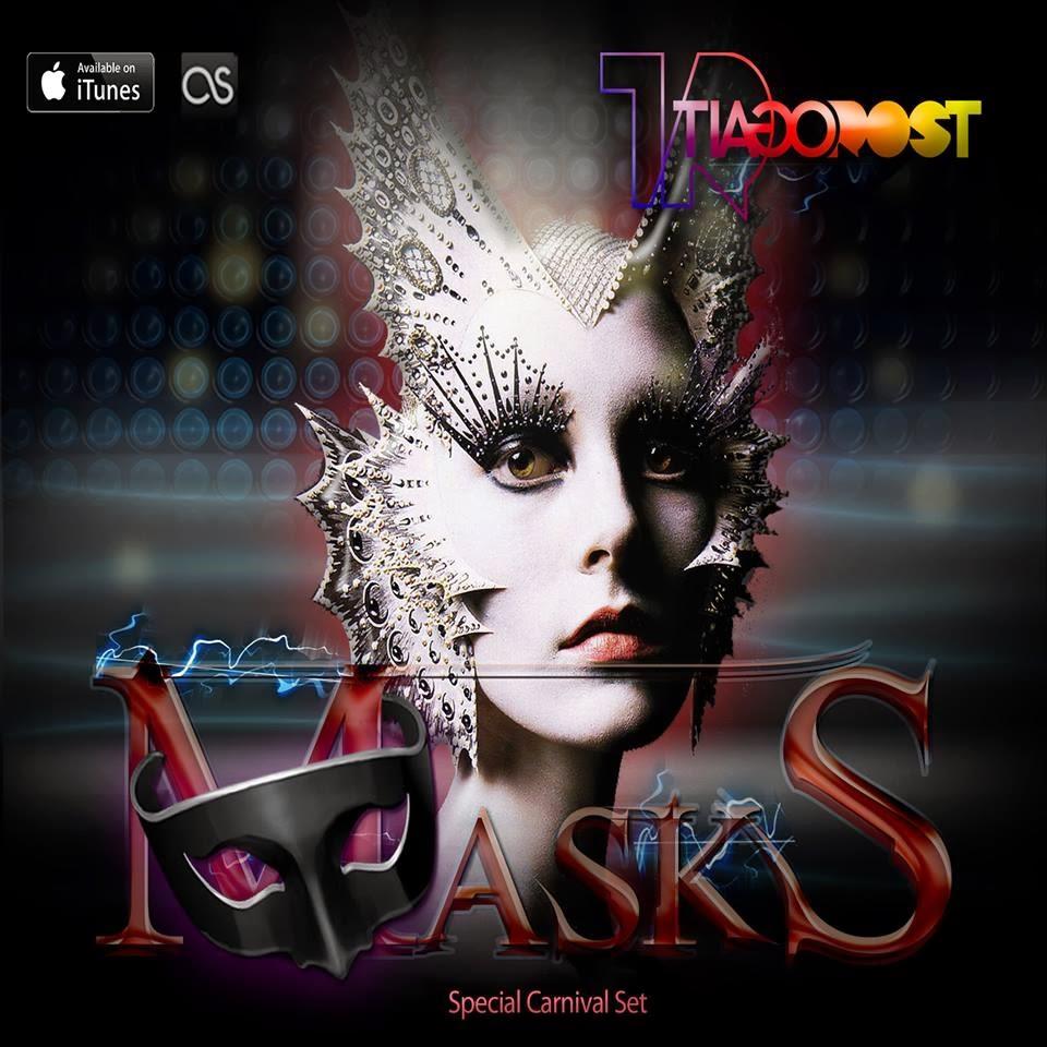 DJ Tiago Rost - MASKS (Special CARNIVAL Set)