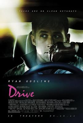 Drive poster de pelicula