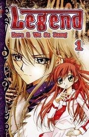truyện tranh LEGEND - Truyền thuyết Fushigi đọc online
