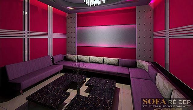 Sofa karaoke k002