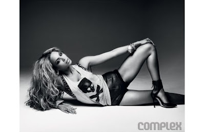 Beyonce August 2011 Covers Issue Of Complex Magazine