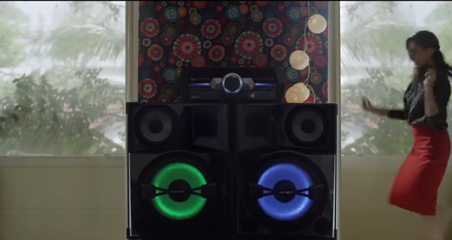 Sony SHAKE 5 Hi-Fi systems Features, and Promotional video « famous ...