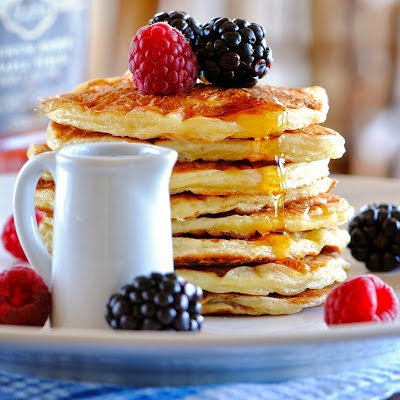 Farmer's Cheese Pancakes