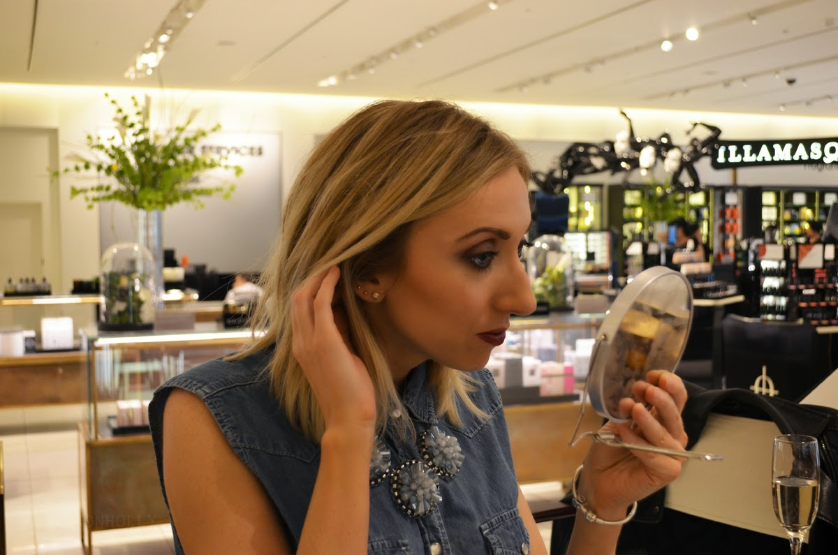 Rock On Holly Charlotte Tilbury Makeover