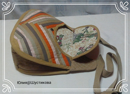 японская сумка