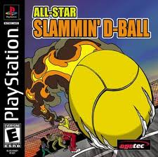 Download - All-Star Slammin D-Ball - PS1 - ISO