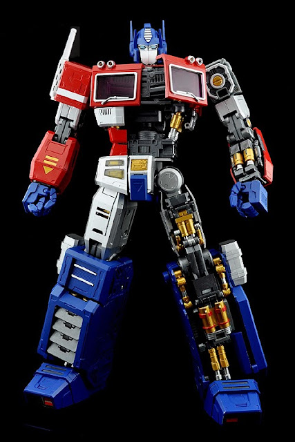 Transformers Action Figure Optimus Prime