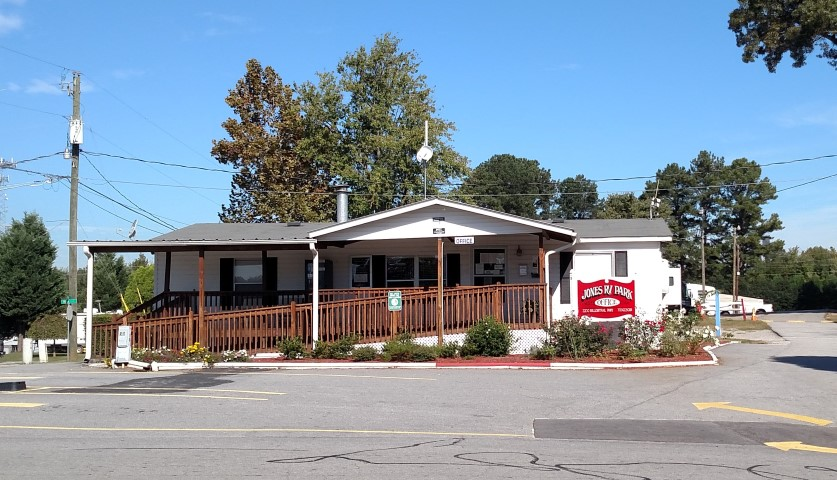 Jones RV Park Office