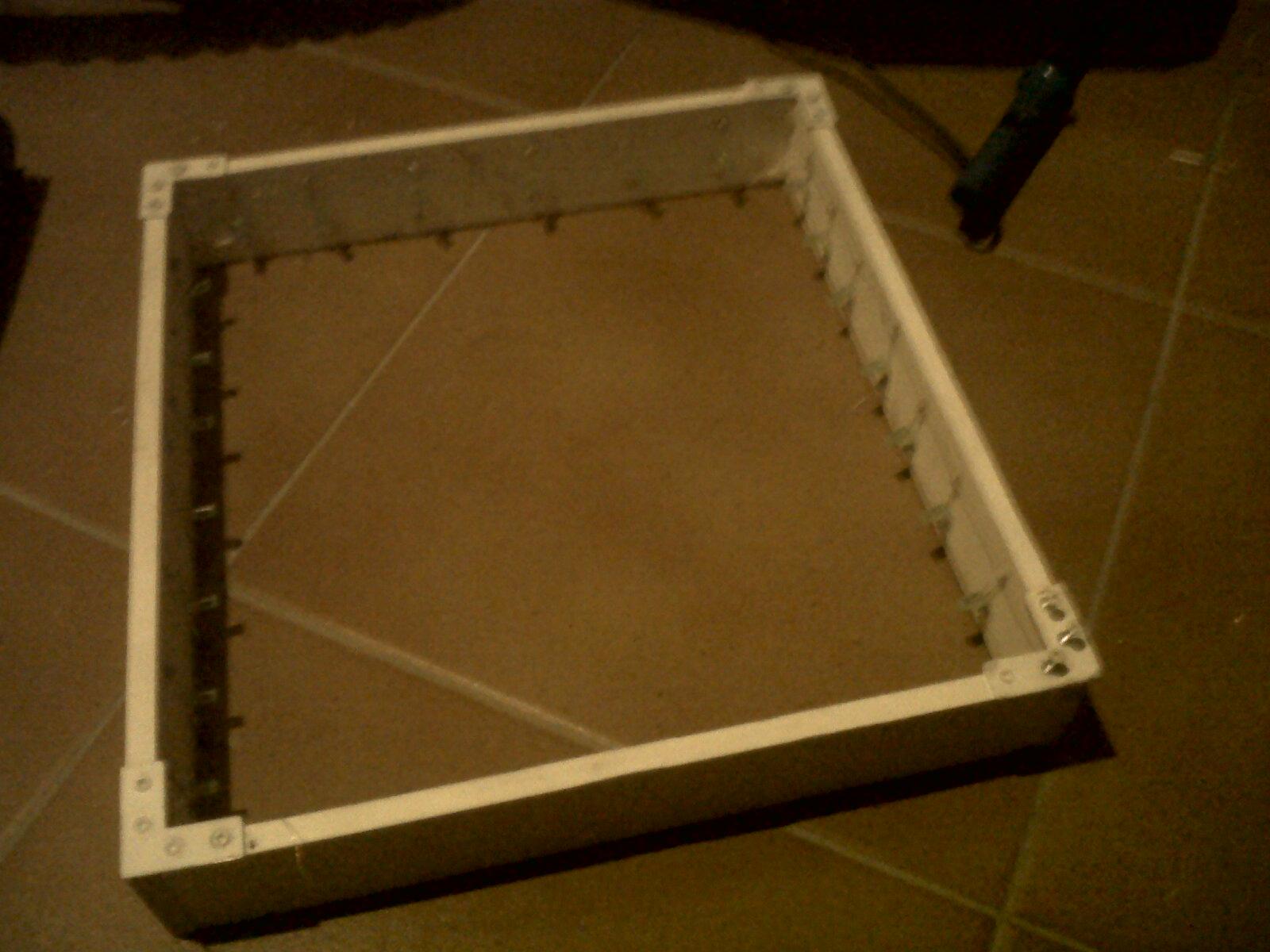 Bioalumnos espejo infinito - Hacer marco espejo ...