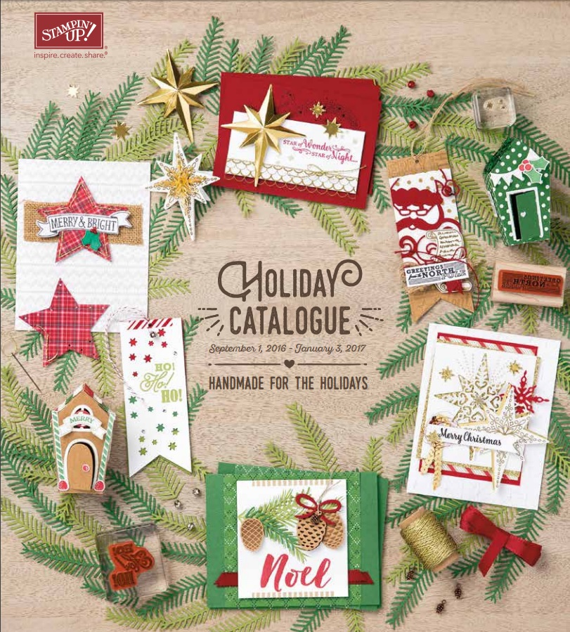 2016 Holiday Catalogue