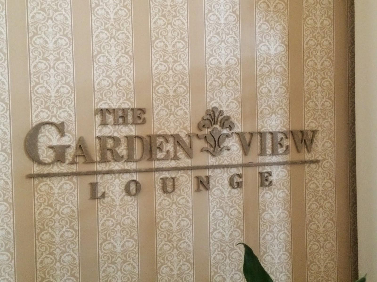 Disney Devoted: Afternoon Tea At Disney\'s Garden View Tea Lounge