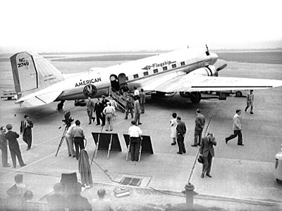 American Airlines DC-3