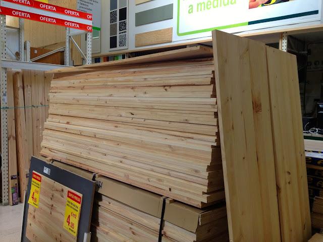 El nido del xuan construyendo cajas nido p ridos Tableros madera leroy merlin
