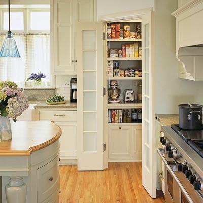 33 cool kitchen pantry design ideas modern house plans