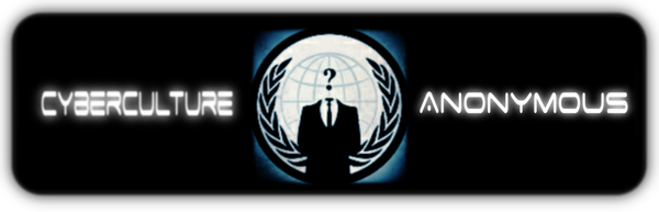 CYBERCULTURE: Anonymous- Anon TV