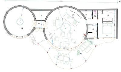 Virginie farges architecture cologique corr ze limousin for Exposition d une maison