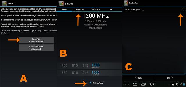 Cara Mudah dan Aman Overlock (Naik/ Turunkan Kinerja CPU Android - Dokter Android