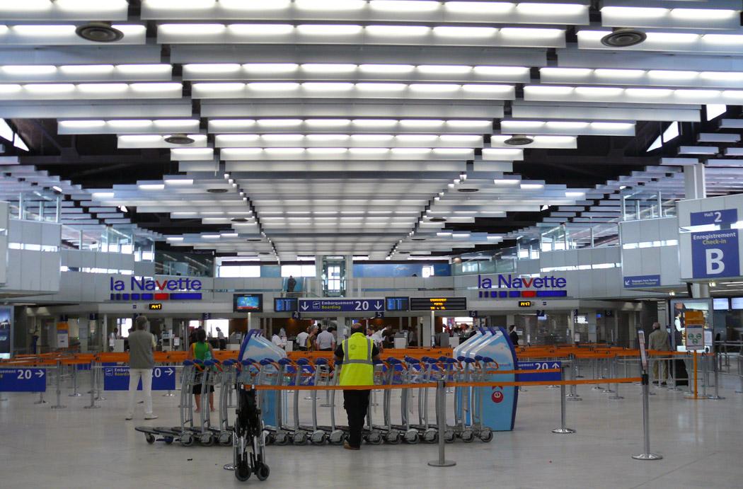 Aeroporto Orly Paris : O expresso do Ártico aeroporto em paris é fechado por