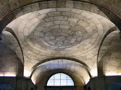 Bóveda plana en el sotacoro
